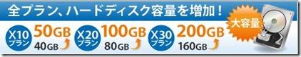 Xサーバーがパワーアップ