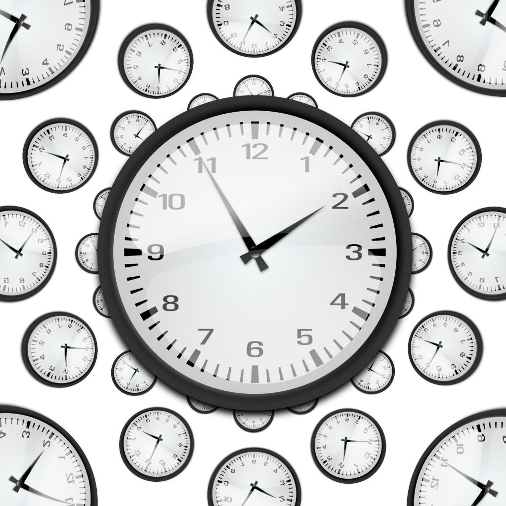 趣味ブログのアクセスが多くなる時間帯は・・・?