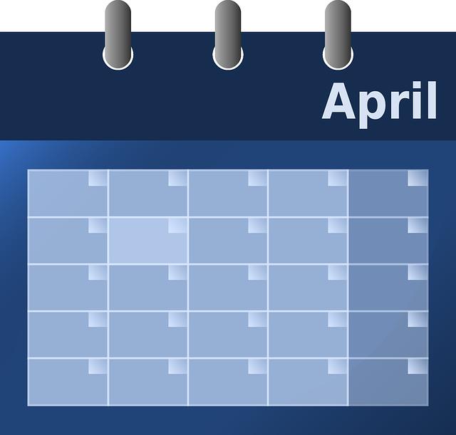 季節行事(イベント)は先取りしてブログの記事を書いた方がライバルが少なくて報酬がアップしやすい。